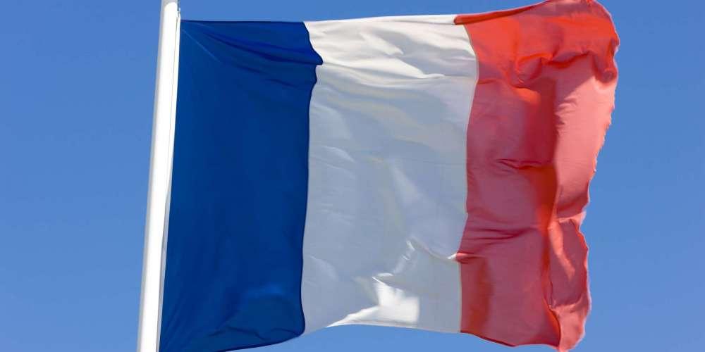the France flag